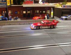 slot car sideways ford capri