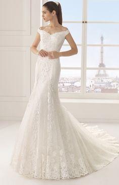 Vestido noiva de Rosaclara