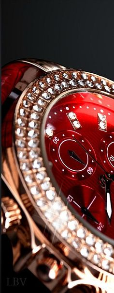 Rolex Red Gold and Diamonds Details | LBV ♥✤