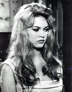 """Brigitte Bardot, """"Une Parisienne"""", 1957"""