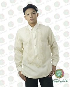 BARONG TAGALOG FOR MEN MADE IN LUMBAN LAGUNA   #BARONGTAGALOG #PINYAJUSI #BARONG #FILIPINIANA