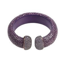 We are proud to present our newest product Stingray Cuff Ros... Check it out now http://ufclothing.com/products/stingray-cuff-rosegold-plum-purple?utm_campaign=social_autopilot&utm_source=pin&utm_medium=pin   #ukfashion #jewellery #clothes #uk