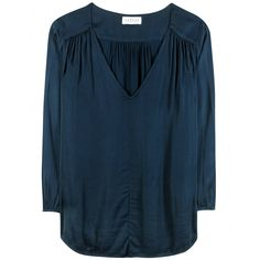 Velvet - Traze top - Velvet keeps creating easy wardrobe essentials that we love. Lightweight and airy, this tunic top sits loosely against the body with a slightly sheer finish to the black fabric. Dress it up with a pencil skirt or down with distressed denim. seen @ www.mytheresa.com Luxury Fashion, Womens Fashion, Black Fabric, Distressed Denim, Boho Dress, Designing Women, Tunic Tops, Velvet, Designer Clothing