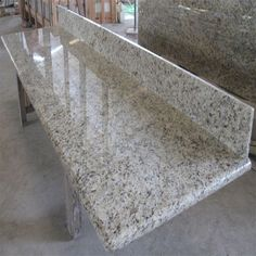 Newstar supply Giallo SF Real granite countertop China factory type of prefab to