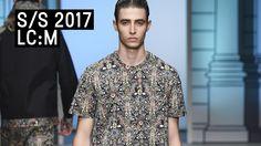 Tiger of Sweden Spring/Summer 2017 | London Collections Men
