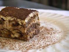 A truly authentic Tiramisu recipe, straight from Hostaria Antica Roma in Italy. I can report this is legit, ate there on vacation... yum!