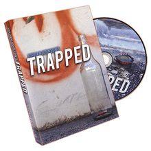 Trapped by Jordan Johnson - DVD