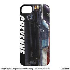 1993 C3500 Cheyenne Crew Cab Big Dooley iPhone SE/5/5s Case