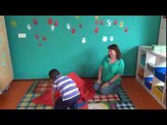Weinig taal, toch gesprek 1 Talige-leeromgeving   http://www.uitdagentotgesprek.nl