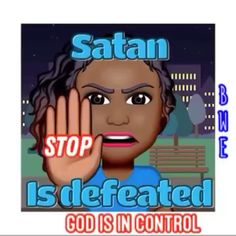 Satan is Defeated! Inspirational Scripture Quotes, Bible Verses Quotes, Words Of Encouragement, Faith Quotes, True Quotes, Luck Quotes, Mommy Quotes, Sister Quotes, Deep Quotes