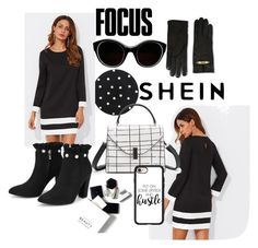 Sometimes Life is Better in Black and White! Sonia Rykiel, Dress P, Put On, Casetify, Moschino, Life Is Good, Good Things, Black And White, Polyvore