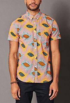 Favorite Tribal Print Shirt | 21 MEN - 2000072235