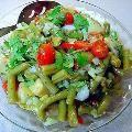 Linked to: palatablepastime.com/2013/06/18/artichoke-and-bean-salad/