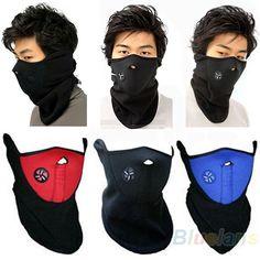 Chic Ski Snowboard Motorcycle Bicycle Winter Sport Face Mask Neck Warmer BE8A #AtlantaMart2005au