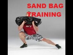 SAND BAG TRAINING