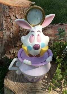 Alice in Wonderland Party Decorations White by MadInWonderland