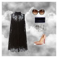"""""""Vintage chic"""" by rainbowesque ❤ liked on Polyvore"""