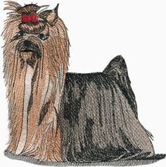 Yorkshire Terrier by Grand Slam Designs