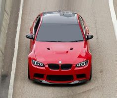 ///M3....sexy car. I like the red