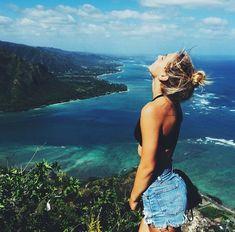 Adventure Awaits, Adventure Travel, Alexis Ren, Summer Goals, Shooting Photo, I Want To Travel, Hawaii Travel, Beach Travel, Summer Vibes