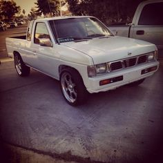 Used 1986 Nissan Hardbody King Cab 4x4 Things To Wear