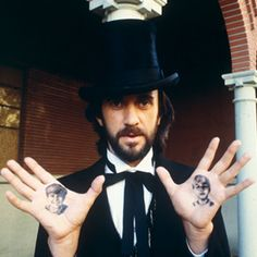something wicked this way comes - i could never trust Jonathan Pryce  again after this movie