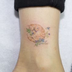 """6,541 Likes, 235 Comments - Sol Art (@soltattoo) on Instagram: """"🌷🐱🌿 .…"""""""