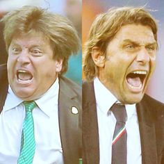 A manager's passion - how can you forget Mexico manager Miguel Herrera's energy in #worldcup 2014! Antonio Conte has an exhuberance that seems to translate to his player. Great characters of the game  #footyscout #football #soccer #footy #thebeautifulgame #instasoccer #instalike #soccerplayer #soccerislife  #footballer #blogger #mls #follow #love #soccerblog #soccergame #futbol #footballclub #soccerball #footballmatch  #instadaily #soccerteam #instagood #footballblog #footballmanager #cfc…
