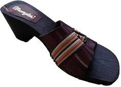 Wrangler , Chaussons pour femme Marron Marron foncé - Chaussures wrangler (*Partner-Link)