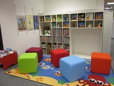 children's library furniture - Google Search