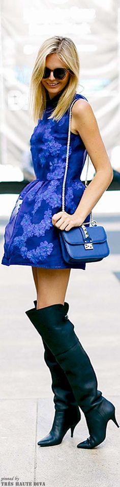 street style NYFW'14♥✤ | Keep the Glamour | BeStayBeautiful