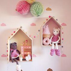 """How supercute is this picture By @elinochalva ?! Our Dora Grey and Alba White seem to enjoy their new home with two sweet little girls . #leggybuddy #doragrey #albawhite #girlsroom #kidsroom #girlnursery #nursery #playroom #shelfie #elinochalva #design #giftsforkids #crochet #handmadetoys #santaiscoming #fashion #style #fun #picoftheday #instadaily #barnrumsinspo #destinationnursery"" Photo taken by @leggybuddy on Instagram, pinned via the InstaPin iOS App! http://www.instapinapp.com…"
