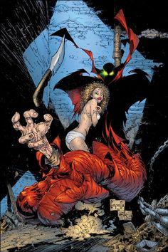 Spawn Artist: Greg Capullo - Comic Art Work By Greg Capullo - Comic Book Artists, Comic Book Characters, Comic Artist, Marvel Characters, Comic Character, Comic Books Art, Spawn Comics, Arte Dc Comics, Anime Comics