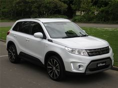 2016 Suzuki Vitara - Those wheels look really good