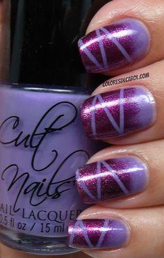 Colores de Carol: Cult Nails Charming