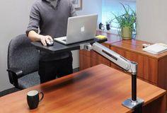 WorkFit Sit-Stand Workstation