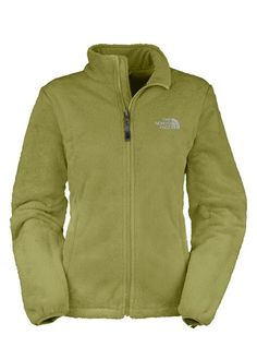 The North Face Women's Osito Jacket (Grip Green) $98.95