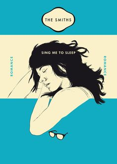 """Asleep"" by Raid71. 50 x 70cm 2-color Screenprint. Ed of 100."
