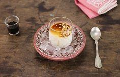 Semifredo de amendoim com shot de café | Panelinha - Receitas que funcionam (300904)