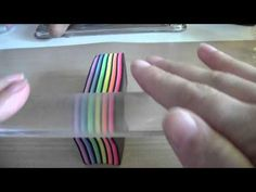 How To Reduce A Polymer Clay Square Cane