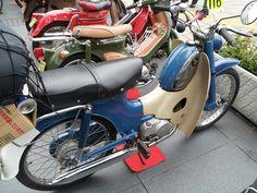 HONDA C310 moped