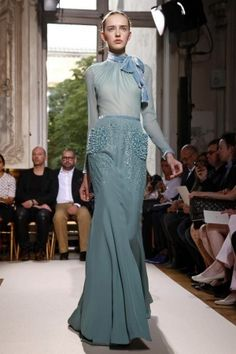 Georges Hobeika Fall Winter Couture 2012 Paris