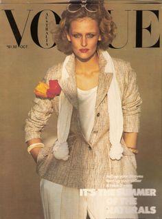 Vogue Australia  Jane Buckland