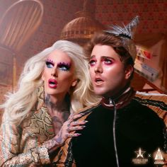 Shane Dawson and Jeffree Star's 'Conspiracy' Makeup Palette Revealed Today Jeffree Star Instagram, J Star, Star Makeup, Shane Dawson, Free Makeup, Celebs, Celebrities, Makeup Palette, Role Models