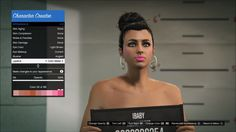 """Here is a video some of you guys asked for. How I made my Online character. ' How To Make A Hot Girl Character"""" in GTA Online. Grey Eye Makeup, Makeup For Brown Eyes, Gta Online, Girls Characters, Female Characters, Skin Images, Gray Eyes, Loose Hairstyles, Character Creation"""