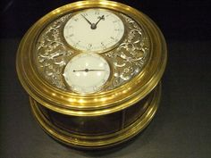 File:Marine chronometer, World Museum Liverpool.jpg