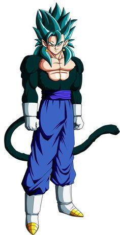 SSj6 Fan Made Goku