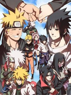 Naruto Shippuden #anime