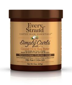 WIN the entire Every Strand product line to help add moisture and shine to your low porosity curls and coils!