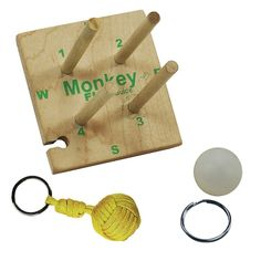 Pepperell Wooden Monkey Fist Maker Paracord Survival Accessory Kit Crafting 7 pc *** Visit the image link more details. (This is an affiliate link) Wooden Pegboard, Wooden Pegs, Paracord Knots, Paracord Bracelets, Paracord Ideas, Paracord Keychain, Rope Knots, Parachute Cord Crafts, Beaded Beads
